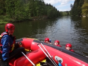 Schlauchboot-Ausbildung Gumpenried